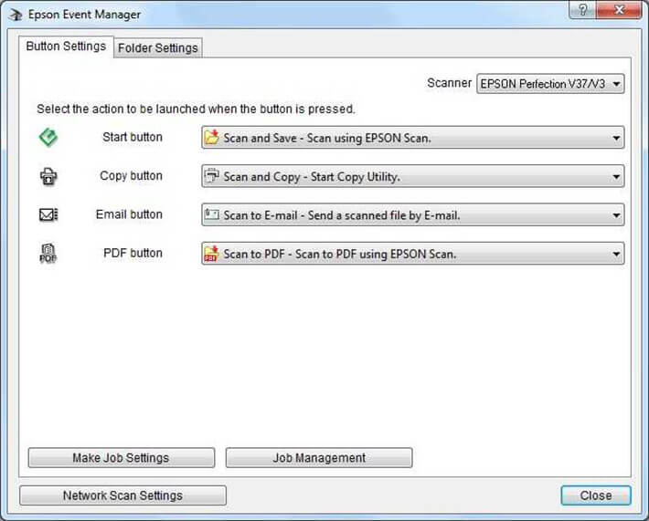 epson event manager for wf-3720 free download