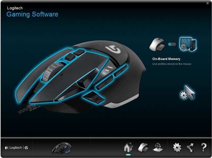 Logitech G502 Driver Software Download