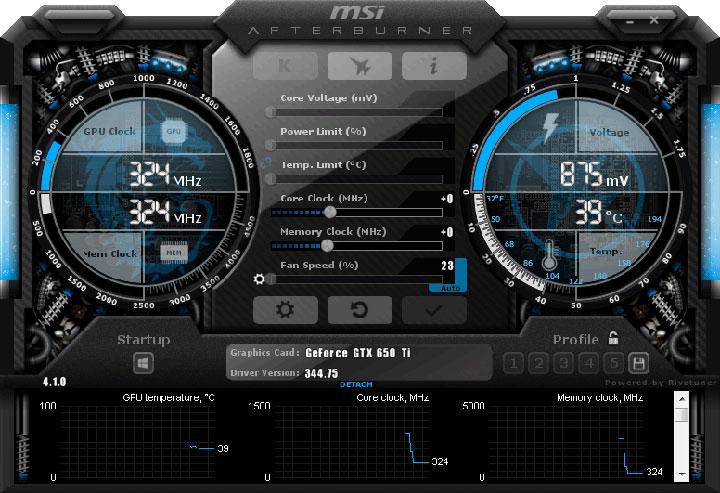 MSI Afterburner free download