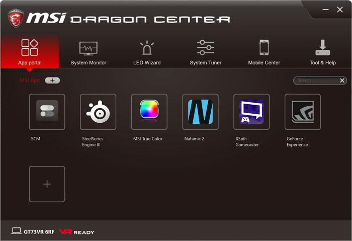MSI Dragon Center Latest Download